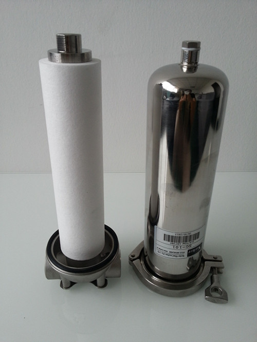 Buy Candle Cartridge Filter Housing Manufacturer , Gas Sterilization Filtration System