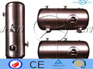 China Heat Thermal  Storage Tank Stainless Steel Pressure Vessel Air / Steam supplier