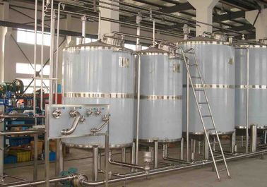 China Fully Closed  Horizontal Storage Tank Polyethylene Storage Tanks For Olive Oil supplier
