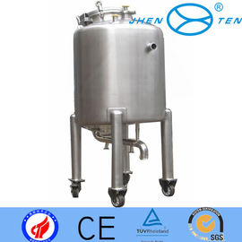 China Movable Stainless Steel Storage Tank , Poly Water Storage Tank Supplier supplier
