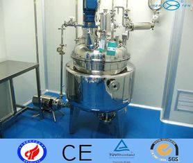 China 1000L Stainless Steel Reactor Types Of Chemical Reactors For Adhesive supplier