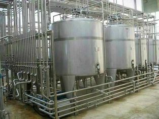 China Sealed Chemical Engineering  Milk Processing Equipment System 904L supplier