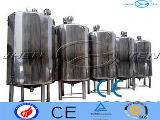 China ss304 / ss316L Stainless Steel Water Tank For Pharmaceuticals Equipment supplier