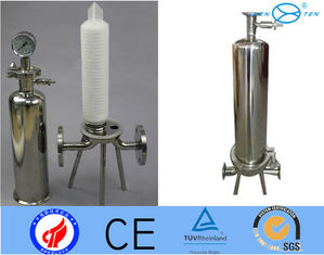 "China Painting Industrial Filtration 20"" kitchen Water Filter 226 Open Element supplier"