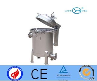 China Liquids Sanitary Grade S - Multi Bag Filter Housing With Handwheel supplier