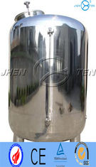 China Small Stainless Steel Water Tanks  For Biotechnology Mirror Matt supplier