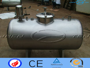 China Factory Price Galvanized Water Tanks 500 Gallon Water Tank Horizontal supplier
