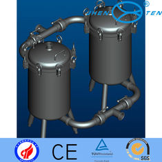 China Matt Polish Basket Bag In Bag Out Filter Housing Cartridge Filter Housing supplier