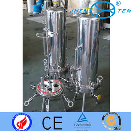 China Flange Clamp Sanitary Filter Housing Refrigerator Water Filters For Electronic supplier