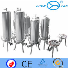 China Multi - Cartridges Pur Water Filter Carbon Water Filter Flow Rate supplier