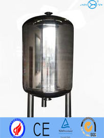 China Double Layer Stainless Steel Water Tank / Water Storage Tank Manufacturer supplier