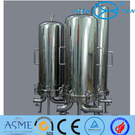 China Dust Top Flow 200 Micron Filter Bag Carbon Cartridge Filter For Water Purification supplier