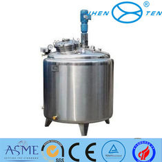 China 6000 Liter Continuously Stirred Tank Bioreactor For Polyurethane PU Glue supplier