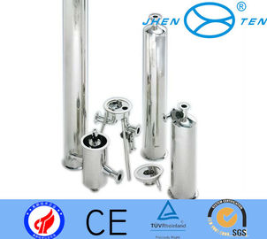 China stainless steel inline filter inline water filter housing  SS316L supplier