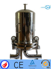 China High pressure pentek filter housings stainless steel 304 316 filter multy cartridges supplier