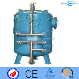 China Carbon Mechanical Industrial Filter Housing , Multi Cartridge Filter Housing Exporter supplier