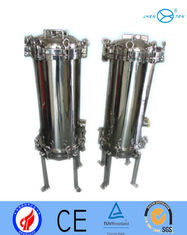 China stainless steel filter cartridge for liquids hayward filter housing without dead corner supplier