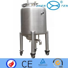 China Fired Custom Vacuum Kettle Steam Storage Tank Pressure Vessel Boiler Thin Wall supplier