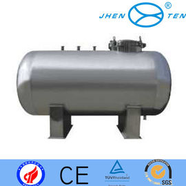 China Sanitary Grade Food High Pressure Tanks / Boilers Jacketed Steam Kettle supplier