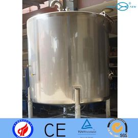 China Pure Chemical Aseptic Storage Tanks / Milk Acrylic Pressure Vessel Supplier supplier