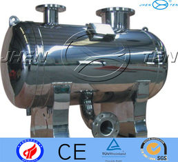 China Horizontal Stainless Steel Water Tank SS Water Tanks 500L / 1000L supplier