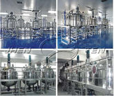 China Ss304 Milk Mixing Tank , Mirror Matt Surface Stainless Steel Storage Tanks factory