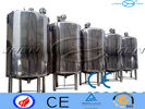 China ss304 / ss316L Stainless Steel Water Tank For Pharmaceuticals Equipment factory