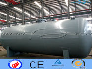 China Easy Operation Storage Stainless Steel Water Tank Horizontal 3000L System factory
