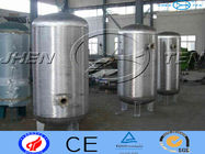 China Milk Stainless Steel Pressure Vessel Storage For  Bioligy Health Tank factory