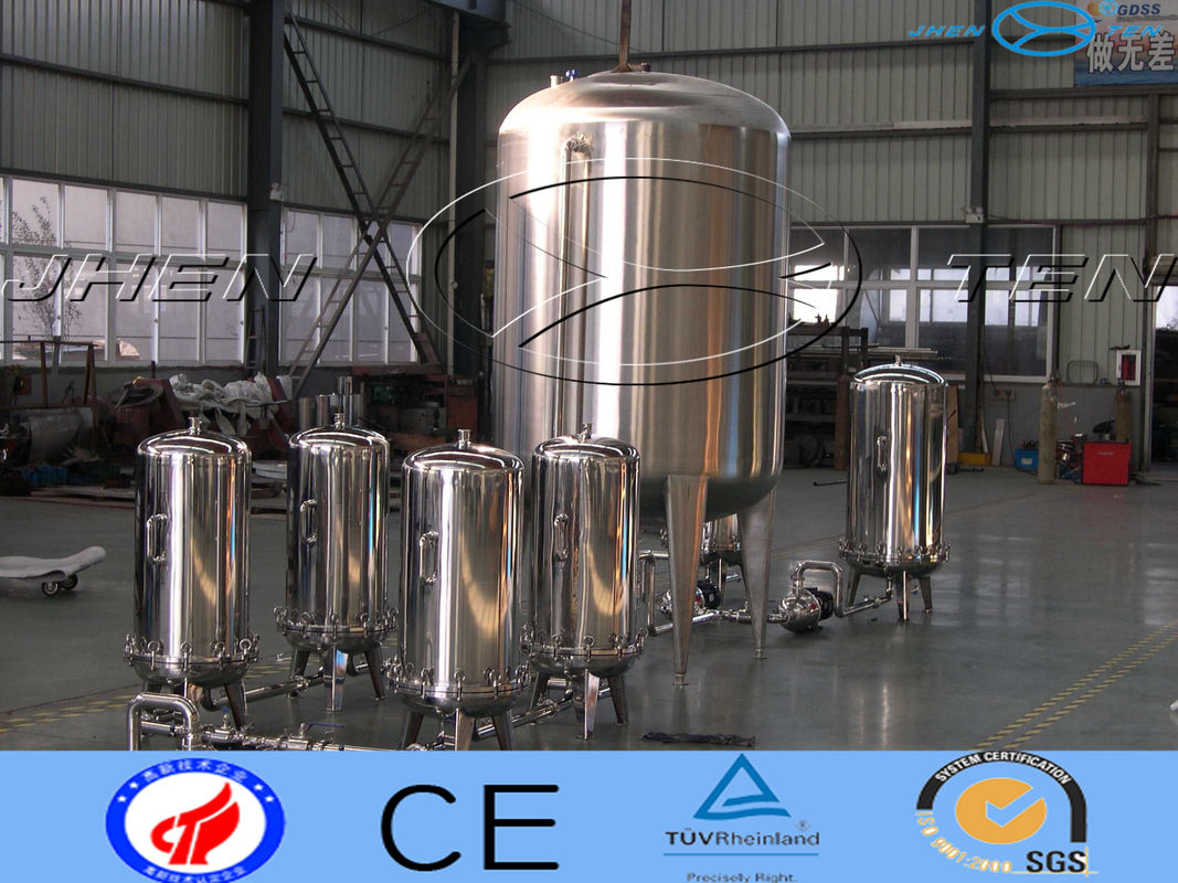 commercial water filters fsi fluoride industrial filter housings ss316 ss304