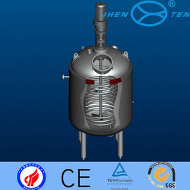 China SUS304 / SUS316 Pressure Chemical Process Reactors For Hydrolysis / Neutralization distributor