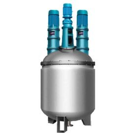 China Stainless Steel Jacketed Biological Reactor With Agitator Dimension Customized distributor