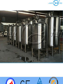 China ss304 / ss316 Stainless Steel Pressure Vessel Storage Health Tank factory