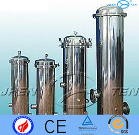 Beverage Filter Housing Ametek Filter Housing Distributor , Food Mechanical Filter Housing China