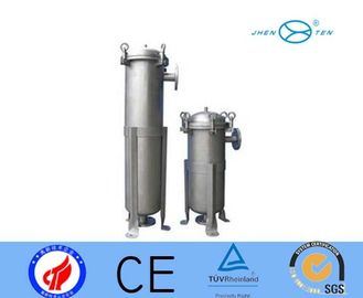 China Top Line  Bag Filter Housing Industrial Filtration Systems Energy Saving factory