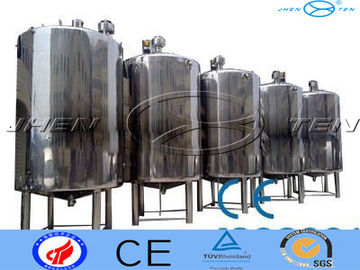 ss304 / ss316L Stainless Steel Water Tank For Pharmaceuticals Equipment