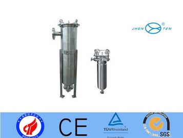 China Water Filtration Machine Side Entry Bag Filter Housing For  Shower Filtration factory