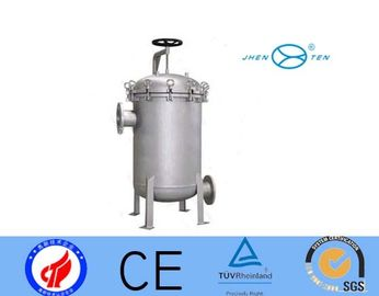 China Fuel Filter Housing  Inox Pentek Bag Filter Housing For Winery factory