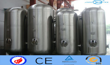China Distilled Water ss304 / ss316 Stainless Steel Water Tanks Storage distributor
