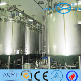 China Food Grade Horizontal Diesel Storage Tanks Milk Quick Open Vertical distributor