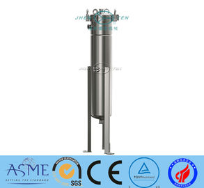 China Side Entry Bag Filter Housing for coarse filtration and pre - filtration process distributor