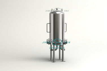 China Lenticular Filter Housing Alternative Diatomite Filter SS304 or SS316L distributor