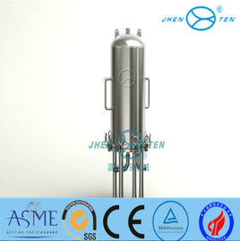 China Lenticular Disk Filter Stainless Fermentation Tank for Beer Water Beverage , Easy To Clean distributor