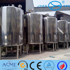China Jhenten Stainless Steel Water Tank Dimension 1200X1200X1800 ASME Certified distributor