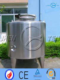 China Hot / Cryogenic Storage Tank Stainless Steel Pressure Vessel Heating factory